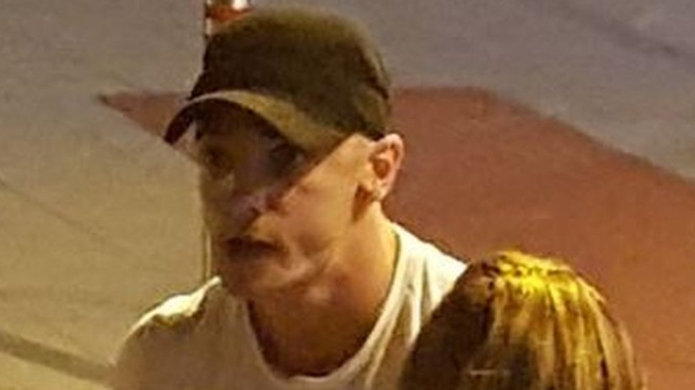 Attacker sought in soldier assault in Blackpool