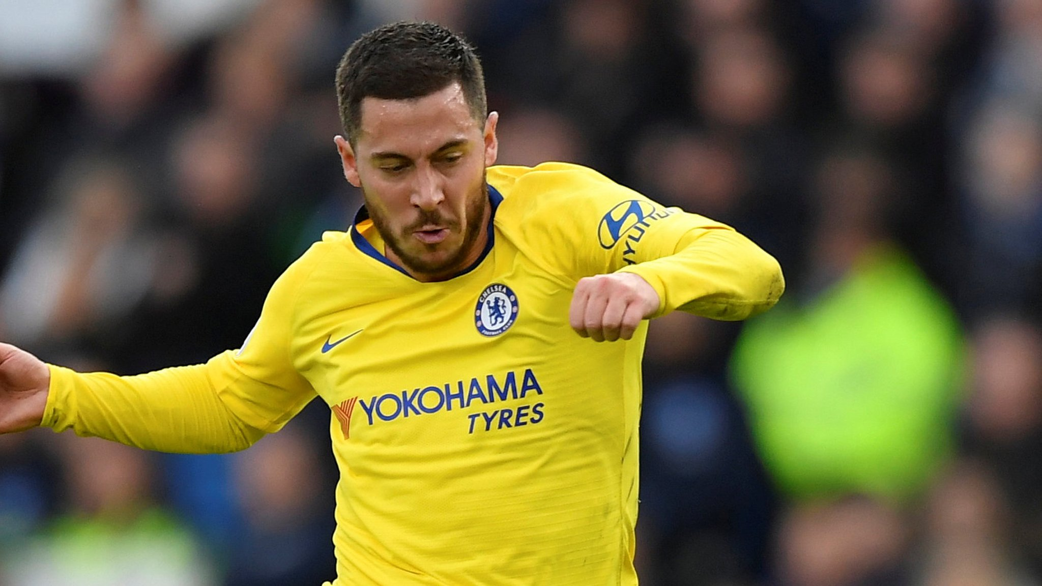 Premier League stats: Is Eden Hazard having a deceptively good season for Chelsea?
