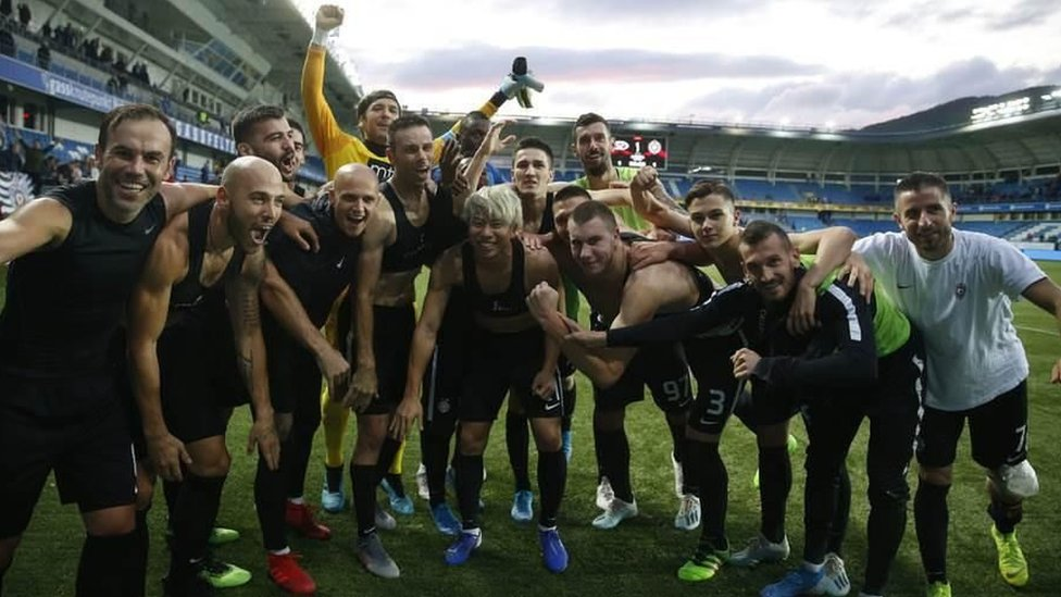 Igrači Partizana