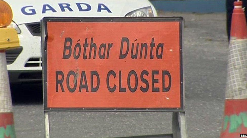 County Donegal crash: Man in 20s dies near Ballybofey