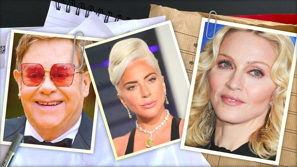 BBC News - Hackers hit A-list law firm of Lady Gaga, Drake and Madonna