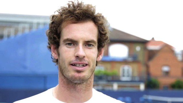 Andy Murray in 2015