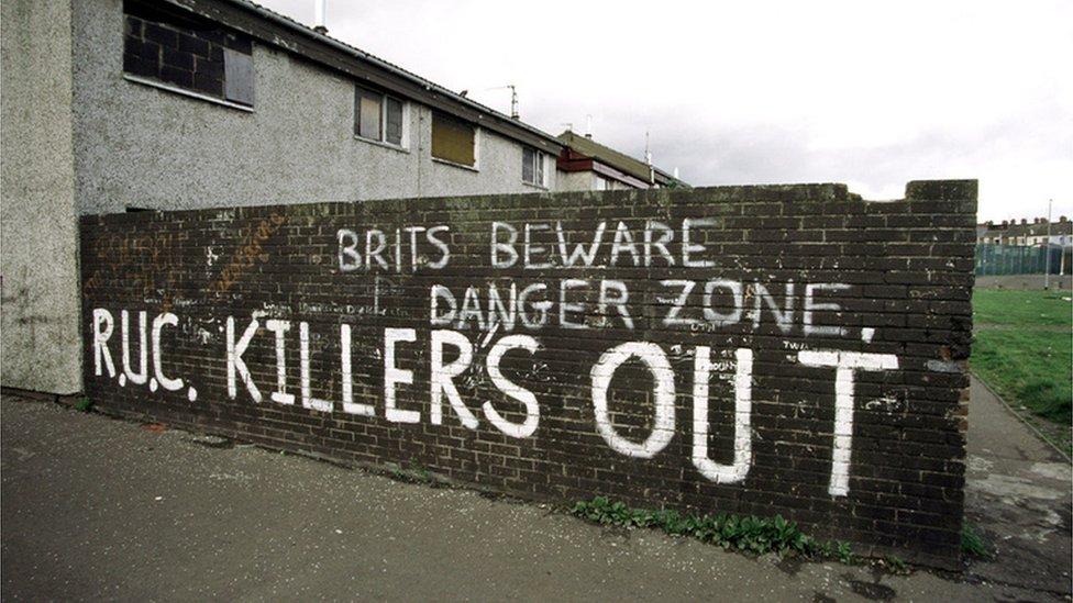 Anti-RUC graffiti