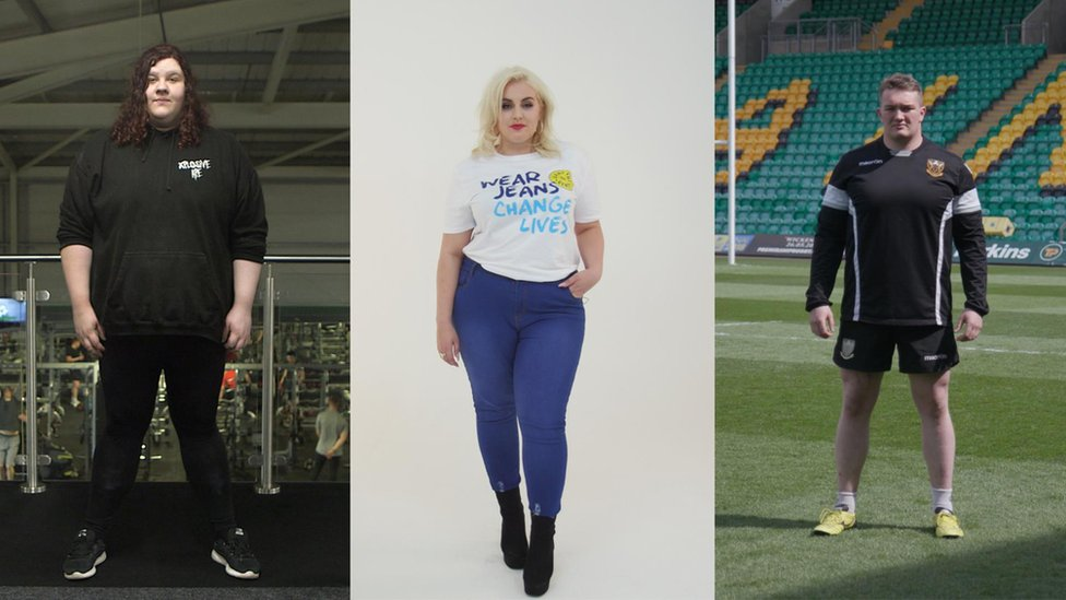 Obesity and BMI: 'If I wasn't this size I wouldn't have a job'