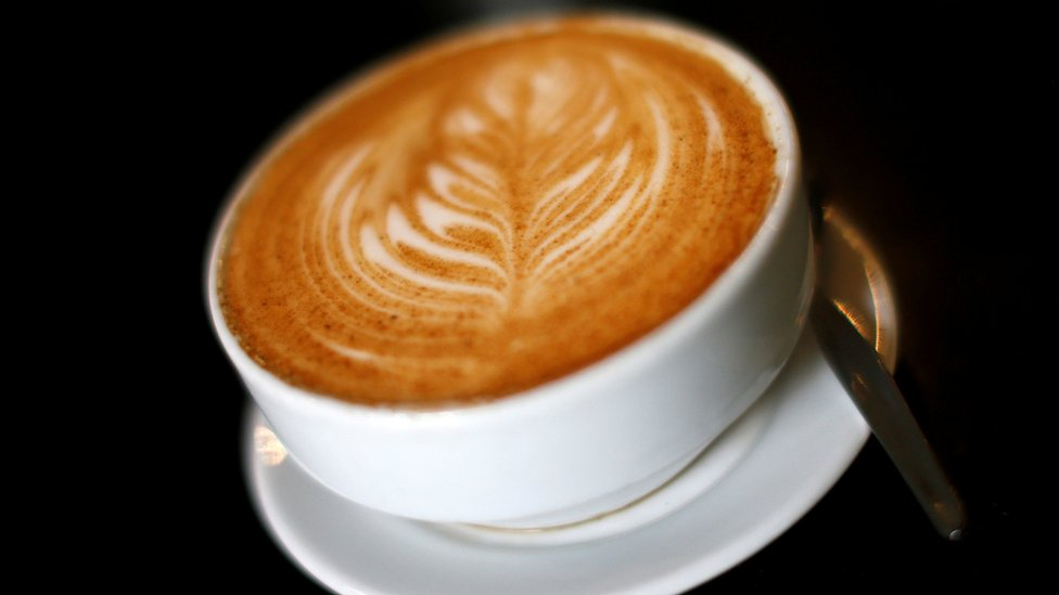 A file photo of coffee