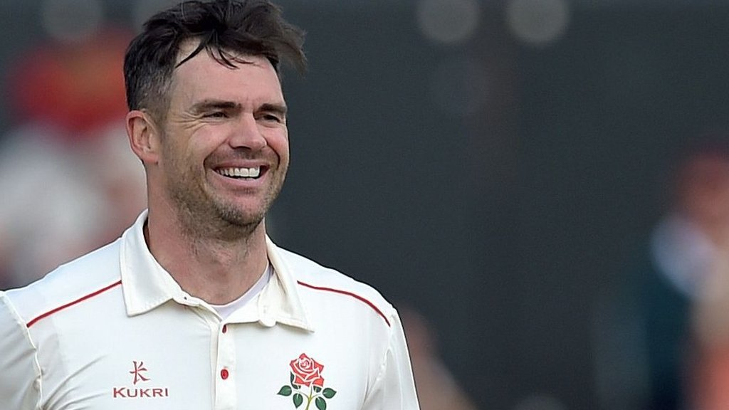 County Championship: Lancashire beat Derbyshire by 10 wickets