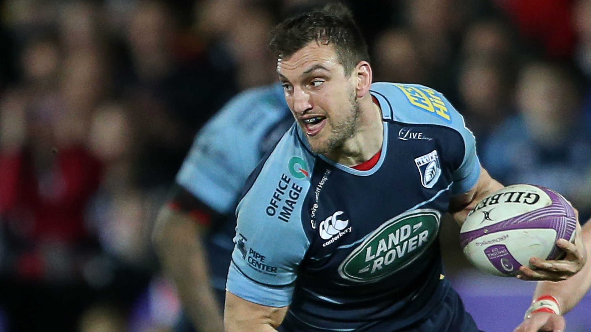 Sam Warburton: New Cardiff Blues coach aims to help Wales flanker improve