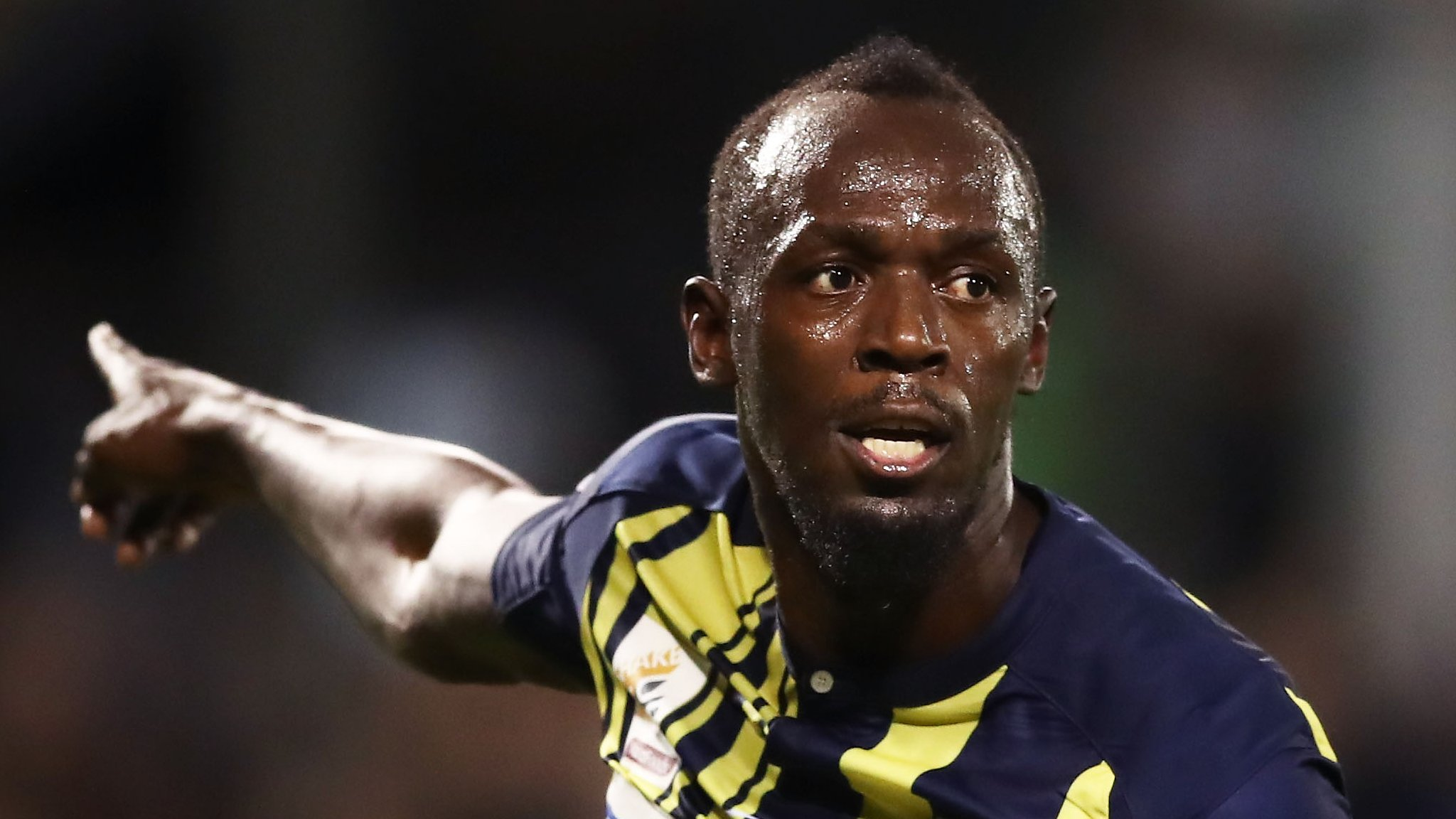 Sprint legend Bolt 'offered contract by Mariners'