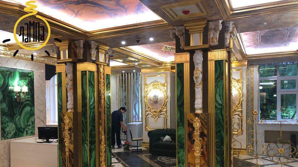 Russian school gets luxury makeover, Yekaterinburg, 2019