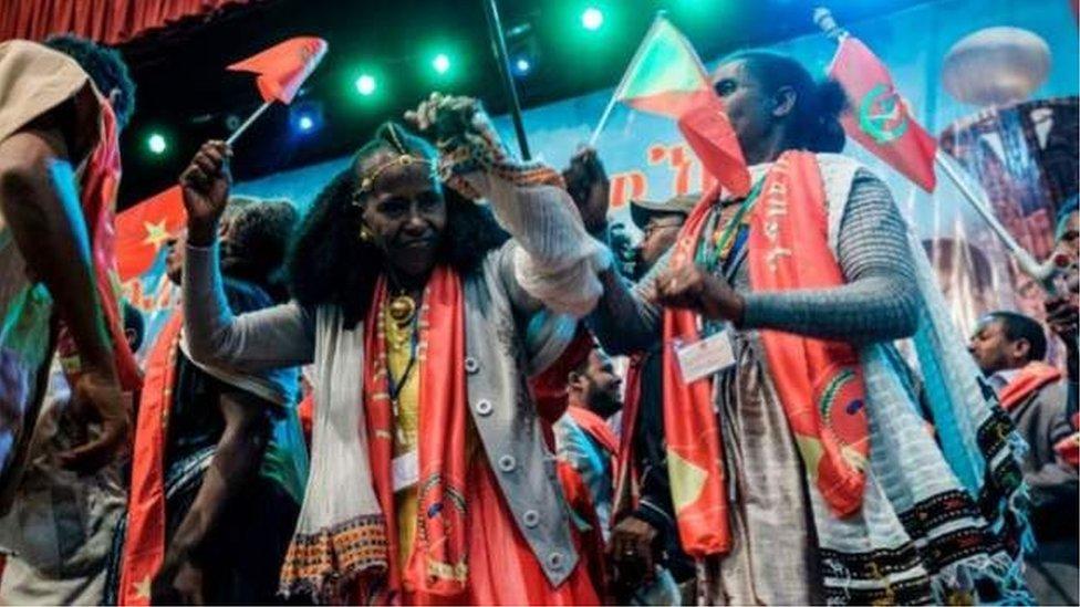 الجبهة الشعبية لتحرير تيغراي تعهدت بالمضي قدماً في إجراء الانتخابات المحلية