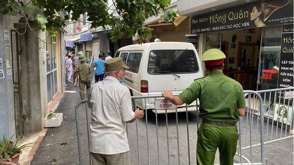 越南正面臨著新一輪疫情的爆發,儘管目前沒有直接證據證明該疫情與中國入境者有關。