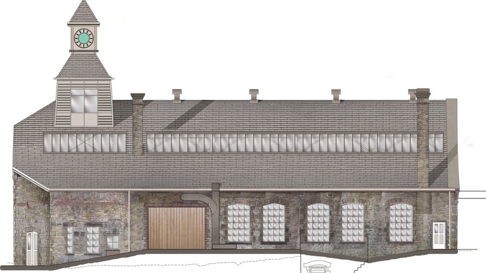 Penderyn gets Swansea distillery and visitor centre go-ahead