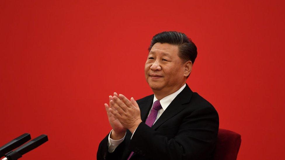 Presiden China Xi Jinping