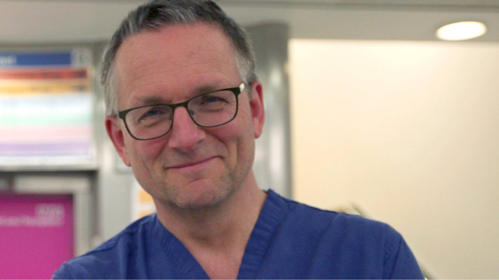 Mosley: 'NHS reminds me of Afghanistan'