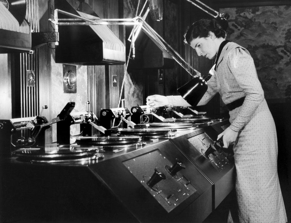 Ursula Eason at Gramophone