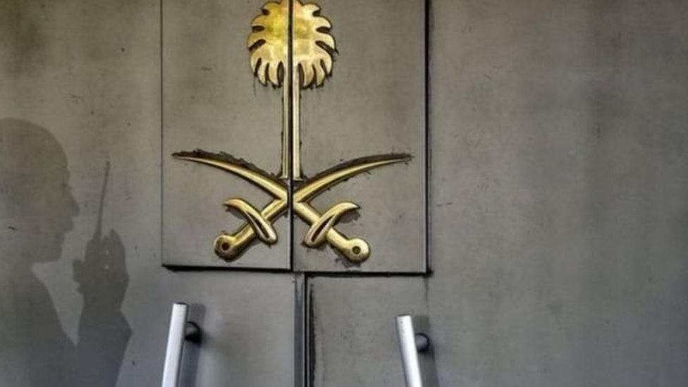 لا يزال ما وقع داخل القنصلية السعودية في اسطنبول غامضا
