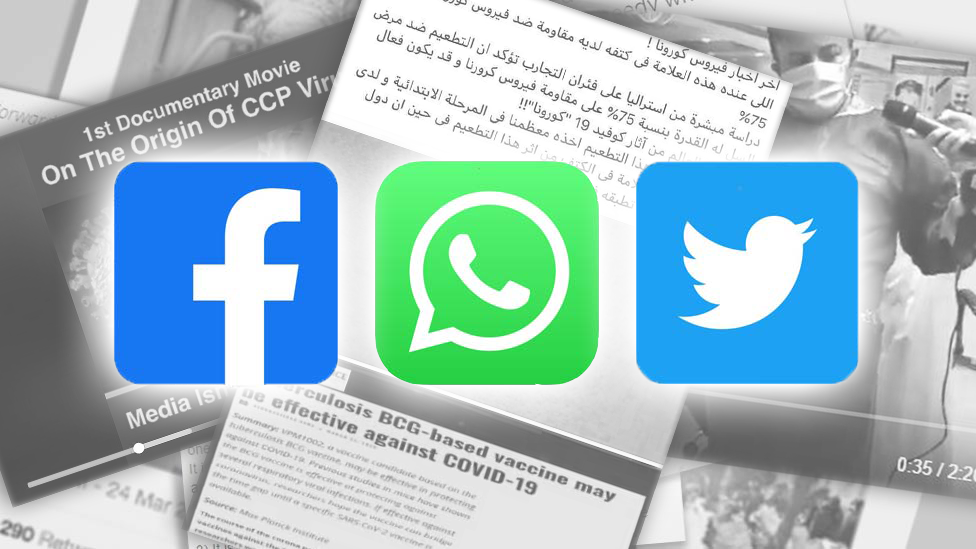 facebook whatsapp ve twitter logoları