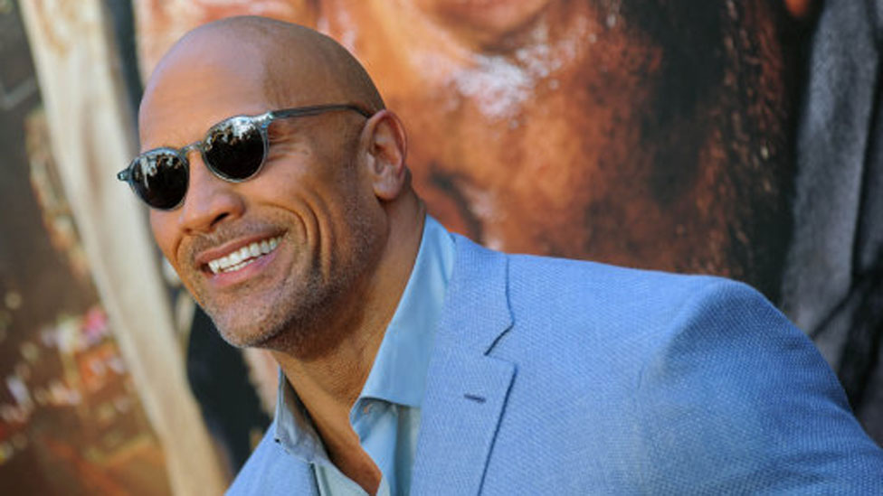 Dwayne Johnson se ha convertido en uno de los actores más populares de la gran pantalla.