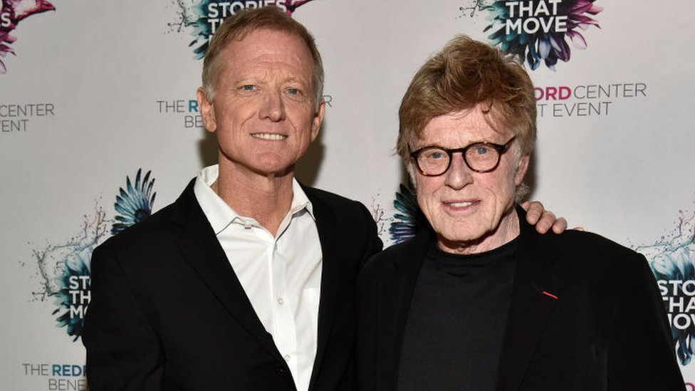 Robert Redford: Retired actor mourns the death of his son James aged 58 thumbnail