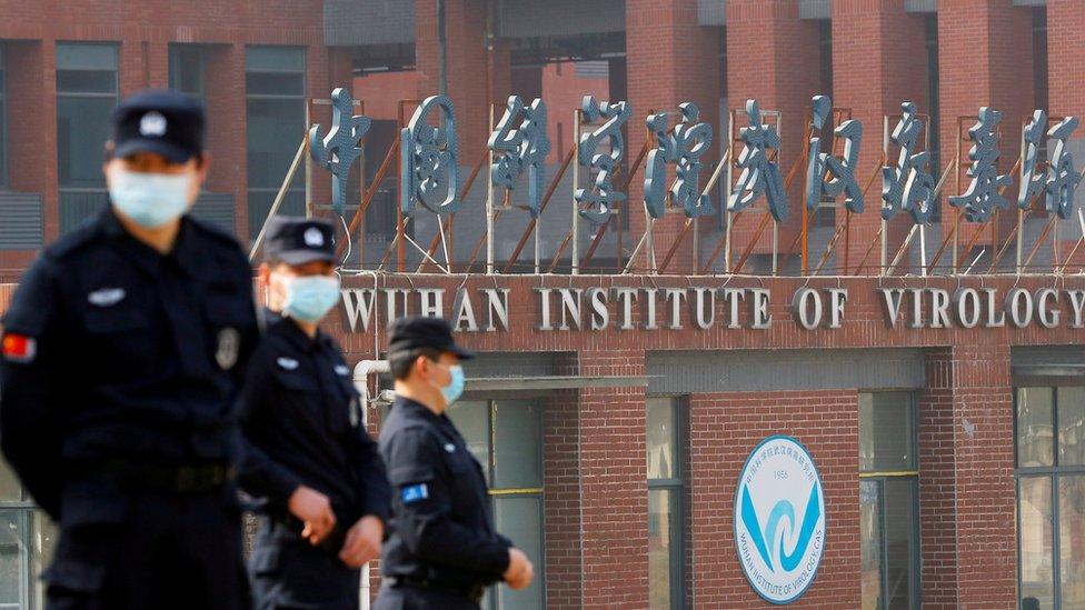 WHO'nun soruşturma ekibi Şubat ayında virüsün çıktığı iddia edilen Vuhan Viroloji Enstitüsü'nde incelemelerde bulunmuştu.