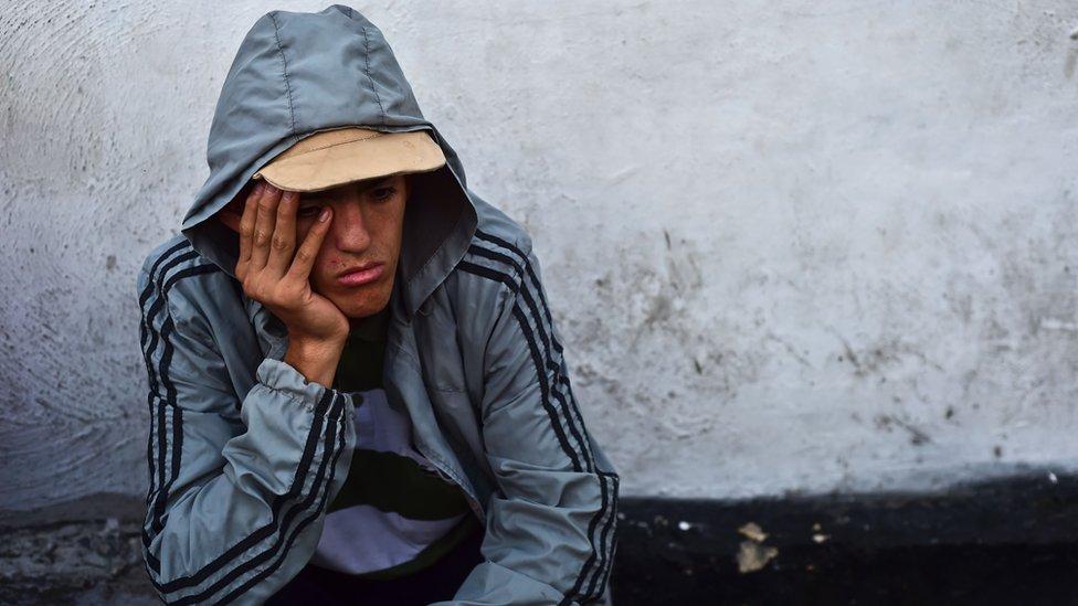 Muchos venezolanos esperan con incertidumbre qué pasará tras las elecciones del 20 de mayo.