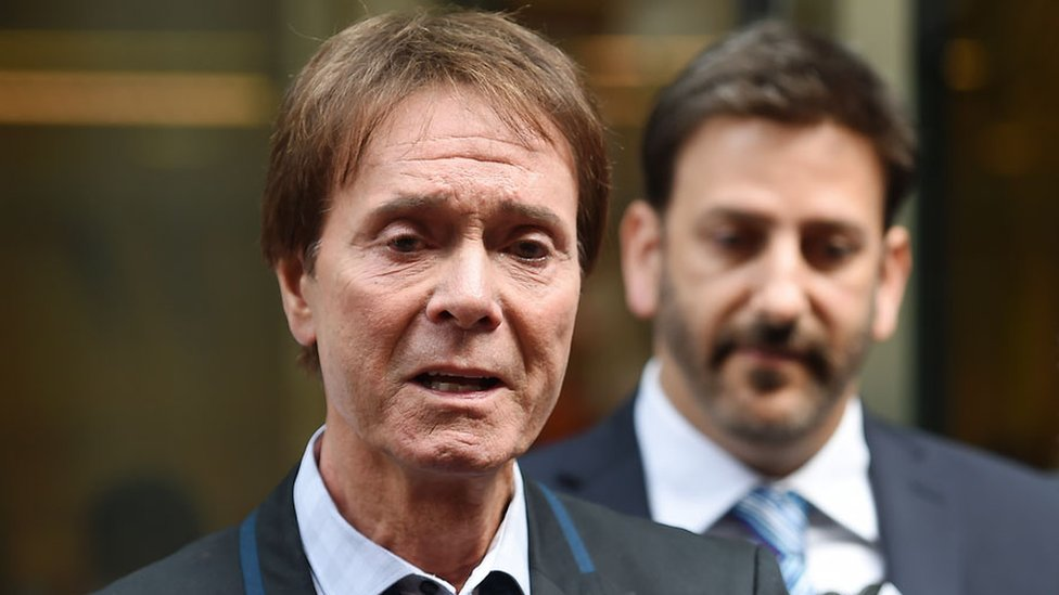 Sir Cliff Richard privacy case: BBC will not go to Court of Appeal