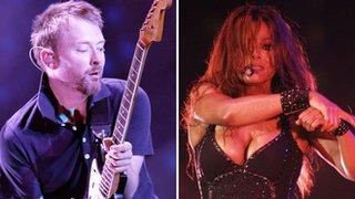 BBC News - Radiohead and Janet Jackson to enter the Rock Hall of Fame