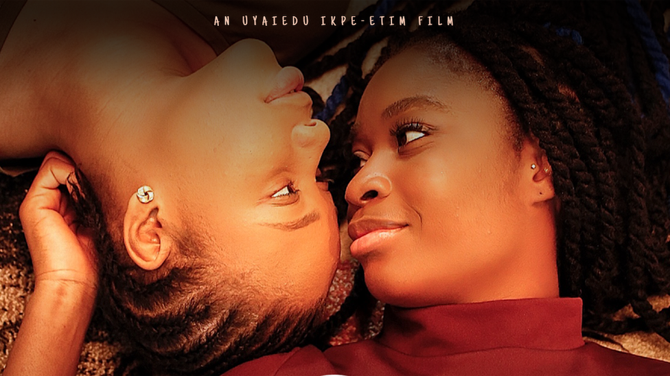 Photo cover of Ife showing two women facing each other