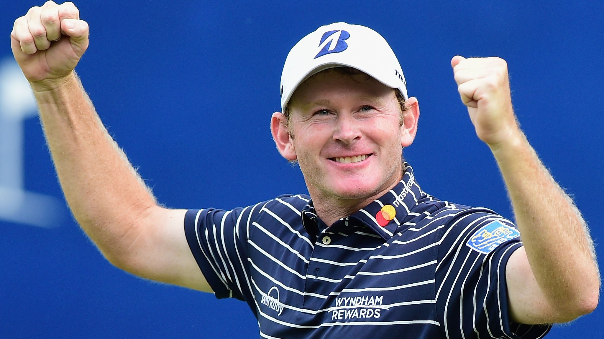 Snedeker leads from start to win Wyndham Championship