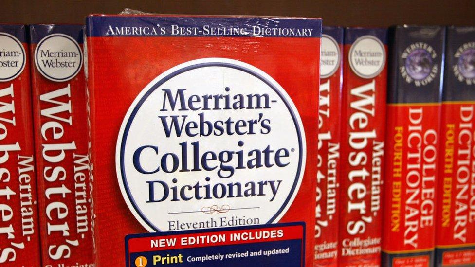 Merriam-Webster выбрал слово года. Кто еще подвел лингвистические итоги?
