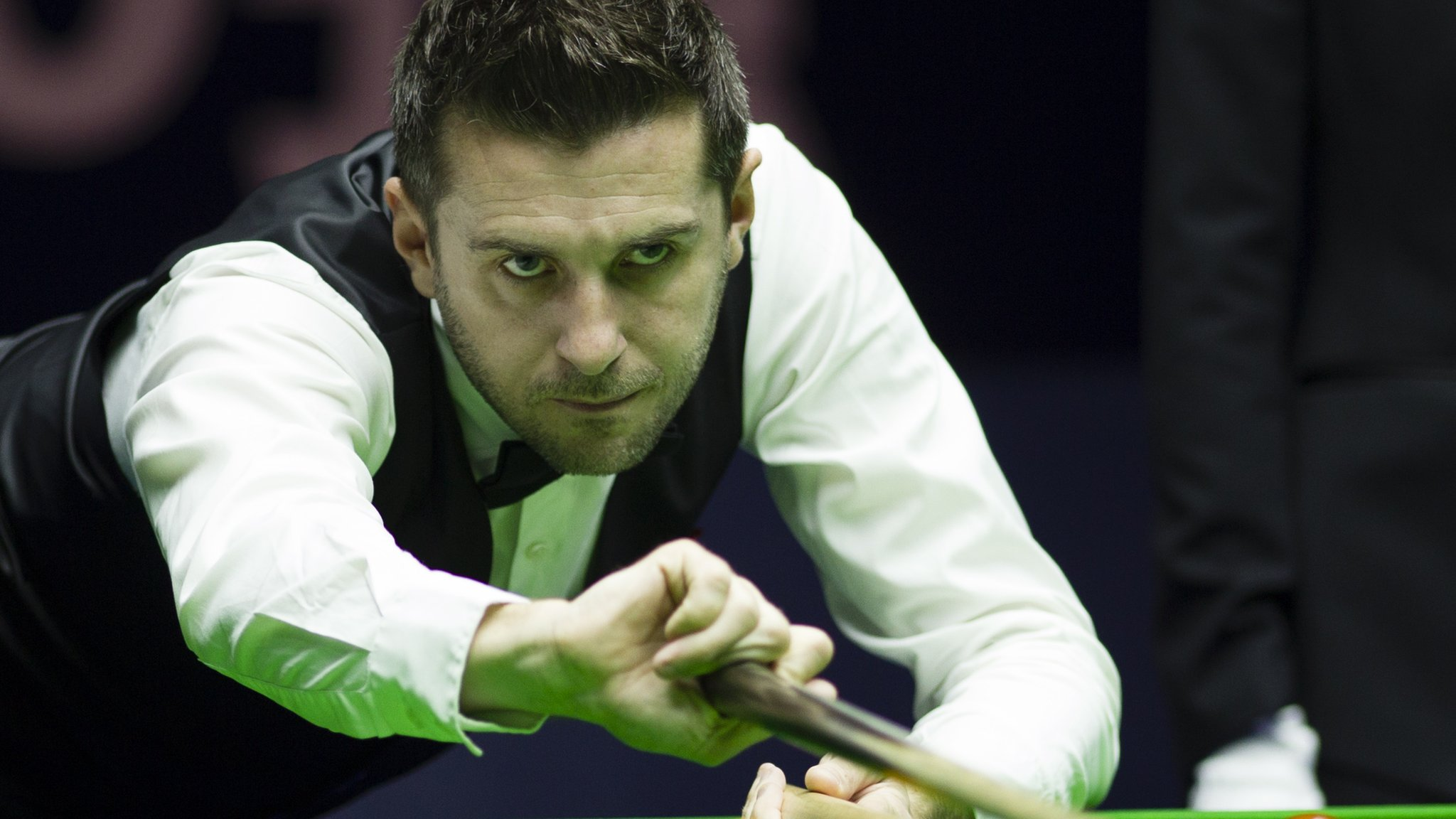 Northern Ireland Open: Selby eases into second round in Belfast