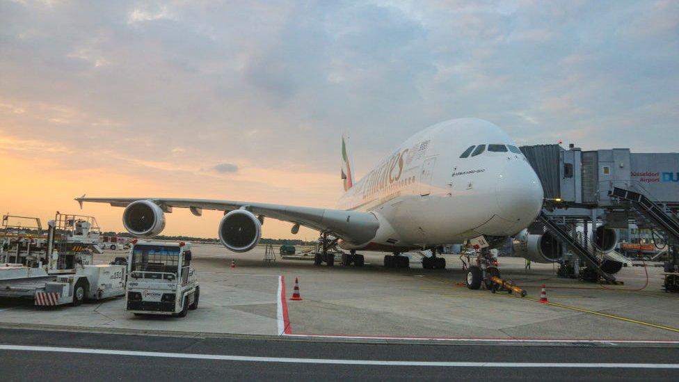 ألغت الإمارات هذا العام طلب لشراء طائرات أيه 380