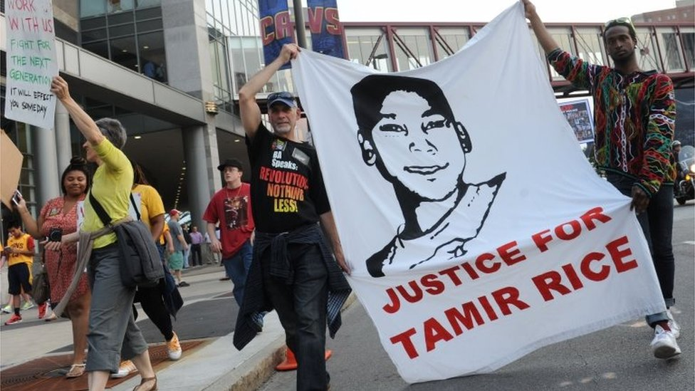 Tamir Rice killing: US closes investigation into 2014 shooting thumbnail