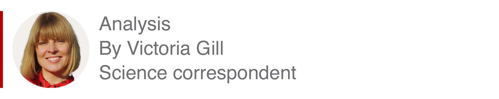 Analysis box by Victoria Gill, science correspondent