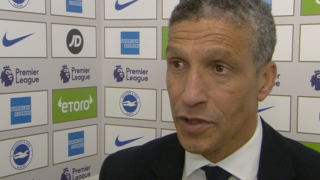 Brighton 0-2 Cardiff: Chris Hughton says Seagulls have a fight on their hands