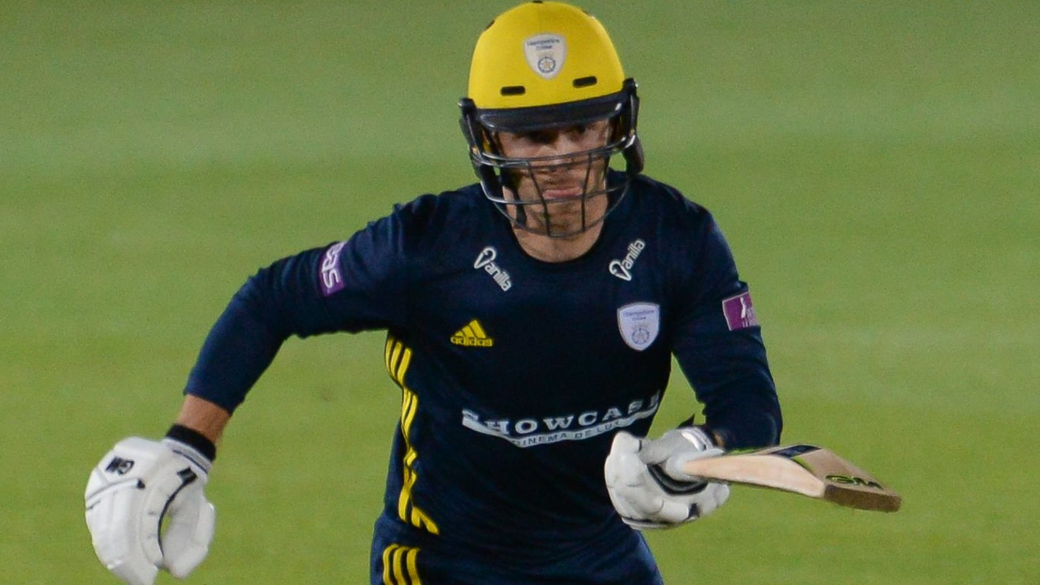 One-Day Cup: Kent edge out Hampshire despite Weatherley hundred