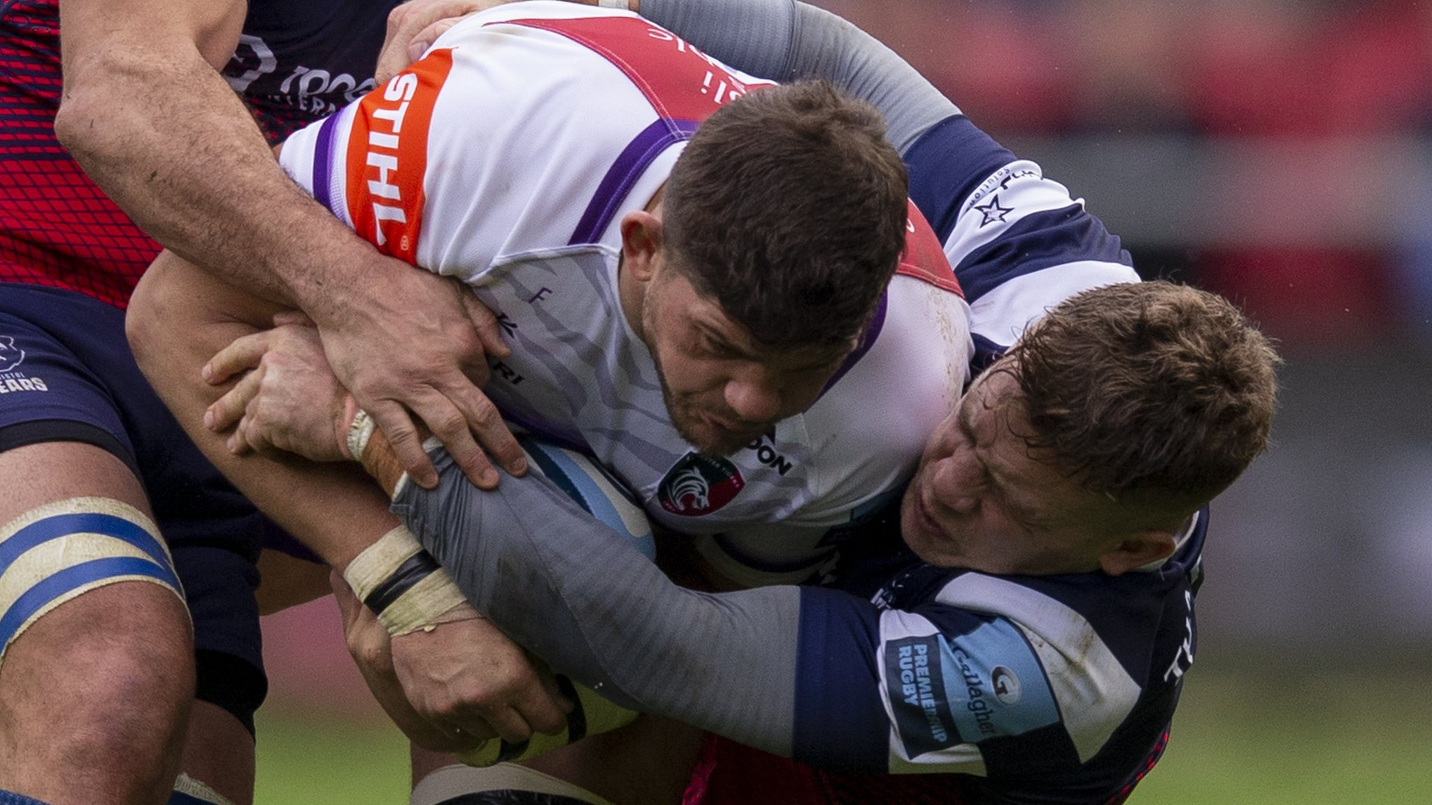 Premiership: Leicester Tigers v Bristol Bears