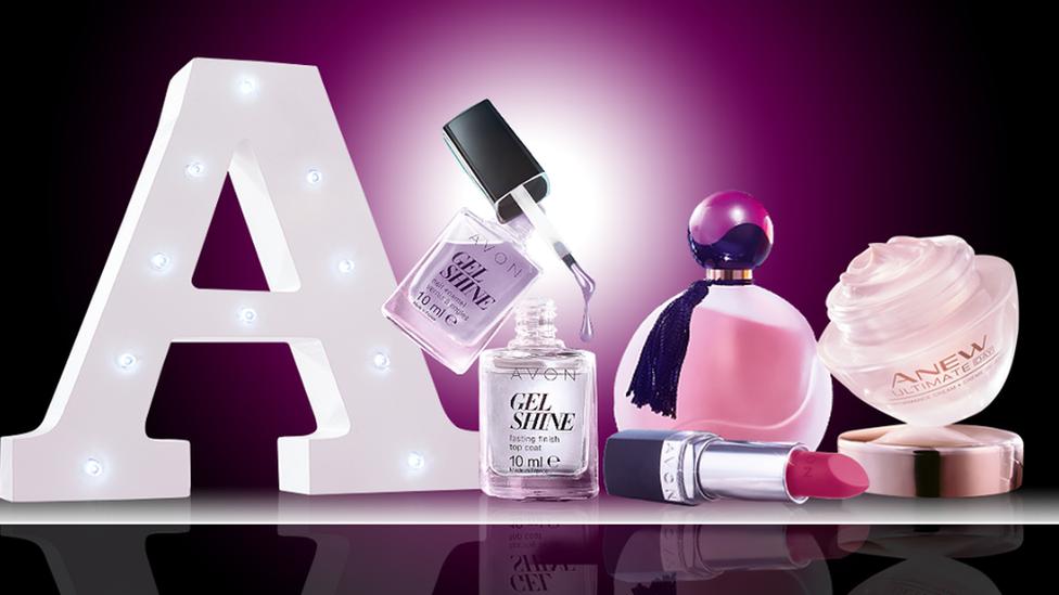 Avon Cosmetics products