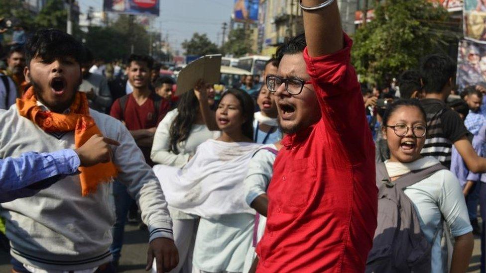 नागरिकता संशोधन विधेयक: गुवाहाटी में दो प्रदर्शनकारियों की मौत