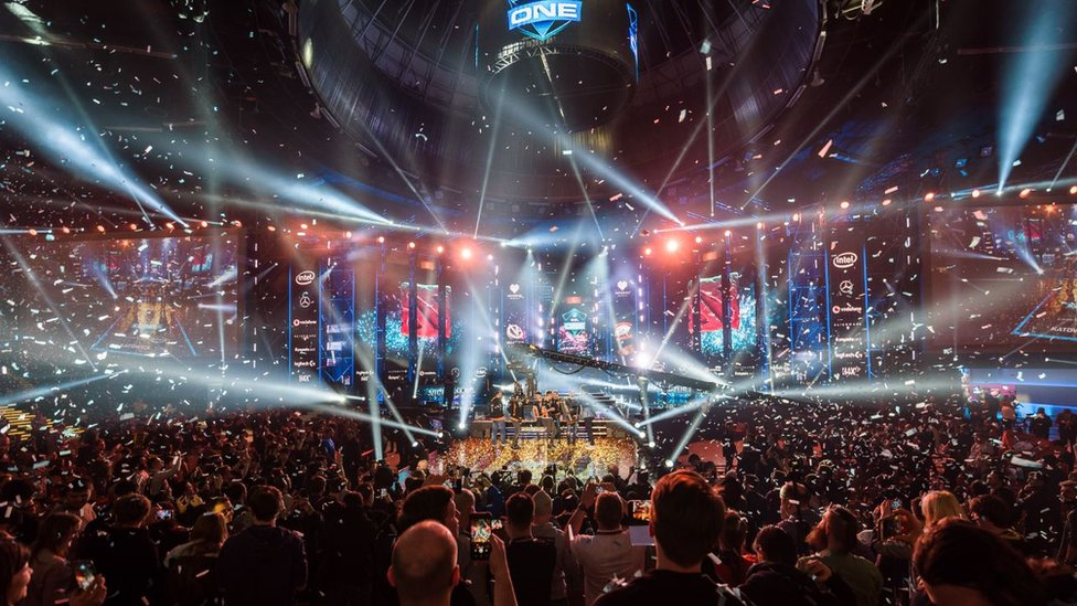 Dota 2: UK major tournament to 'inspire' fans