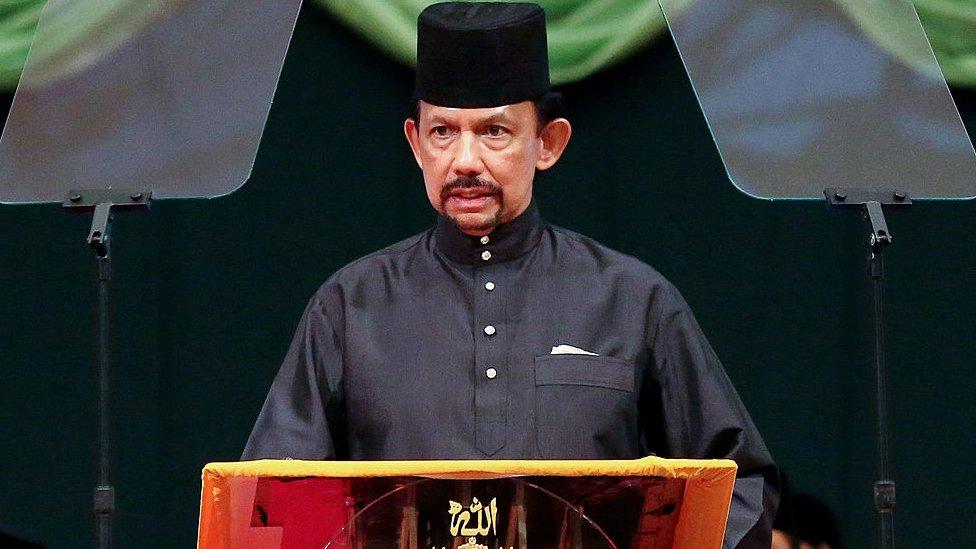 Sultan Hassanal