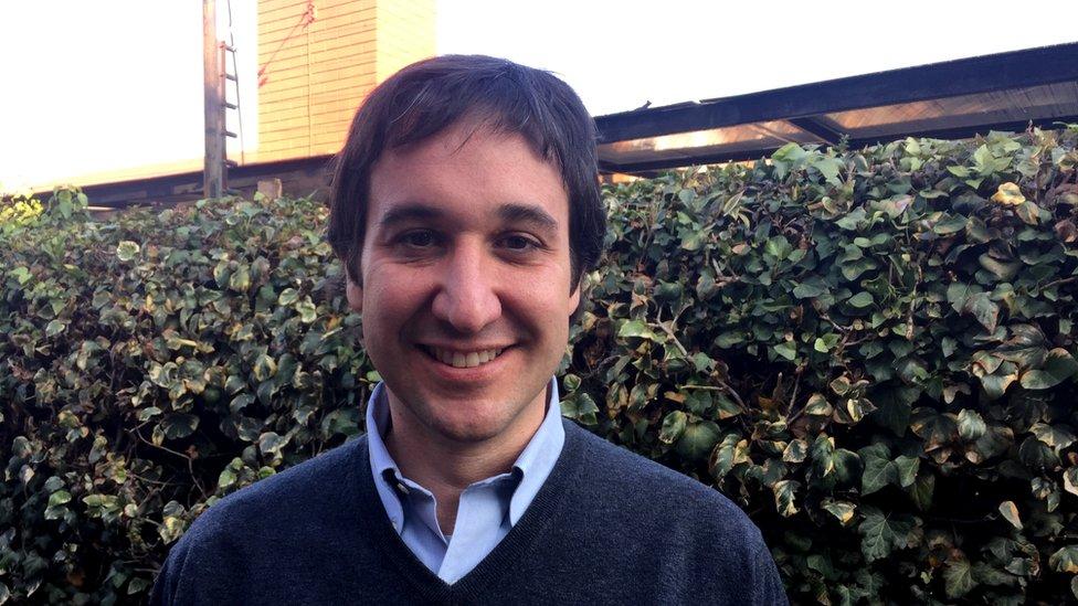 Congressman Guillermo Ramírez