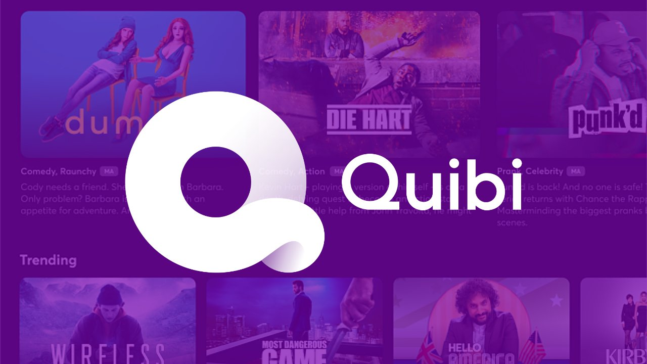 Quibi is Shutting Down Streaming Service