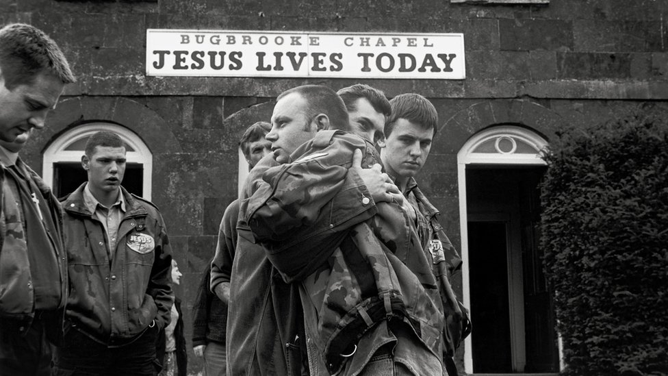Love, Power, Sacrifice: Pictures of the Jesus Army