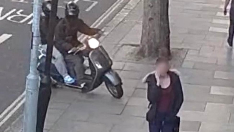 Moped crime: New rules to protect police pursuit drivers