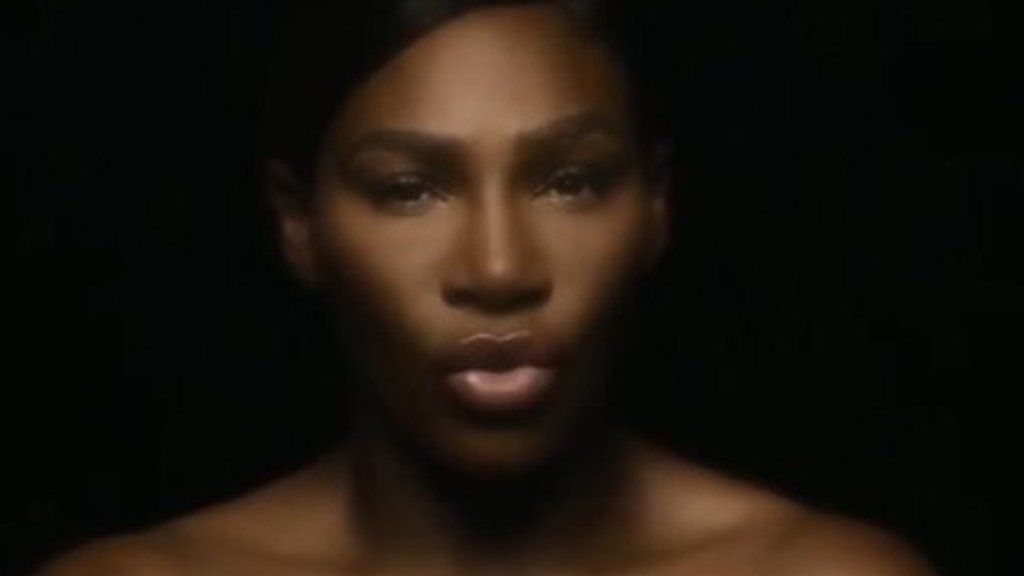 Serena Williams sings 'I Touch Myself' for Breast Cancer Awareness Month