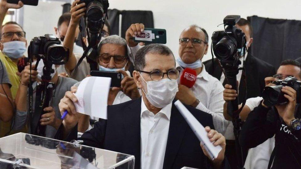 سعد الدين العثماني خسر مقعده البرلماني