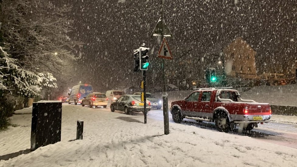 News Daily: Osborne on Brexit and UK ice and snow disruption