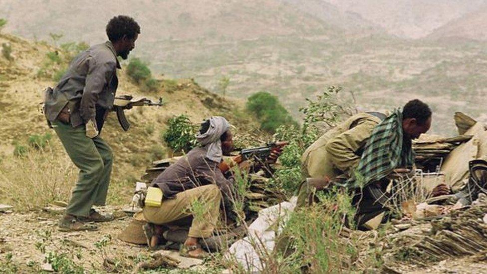 اريتريا.. 20 عاماً من الحرب مع اثيوبيا