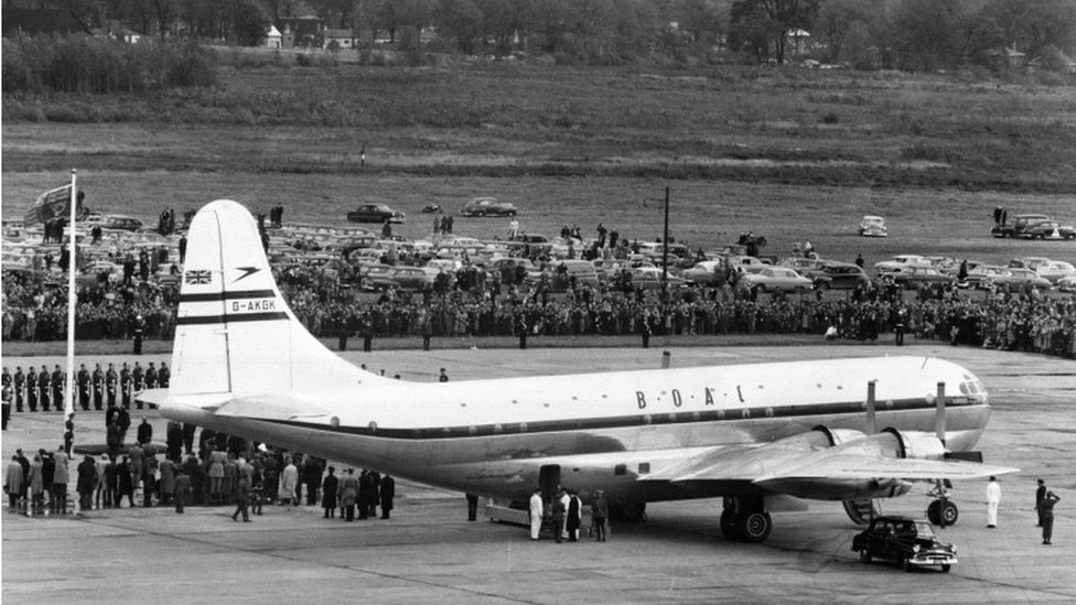 زيارة كندا عام 1951
